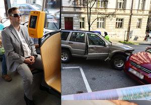 Expolicista Kadlec znovu u soudu. Nechce platit za zdemolovaná auta!