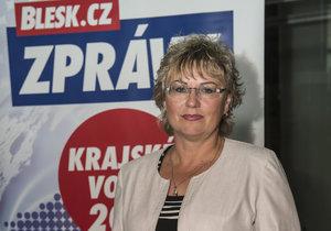 Margita Balaštíková z Hnutí ANO pracovala kdysi například v Agrokombinátu Slušovice.