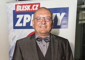 Vlastislav Navrátil z TOP 09 je zastupitelem ve Valašském Meziříčí.