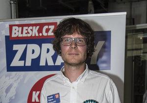 Tomáš Pajonk je dvojka kandidátky Svobodných a Soukromníků. V debatě nahradil původně pozvaného lídra Iva Valentu, který svou účast odřekl v den vysílání.