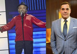 Miroslav Etzler z druhé řady show Tvoje tvář má známý hlas přiznal, že neumí ani tančit ani zpívat.