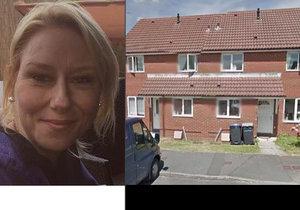 Helen Barker byla nalezena mrtvá ve svém domě.