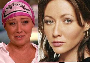 Shannon jako Brenda z Beverly Hills nejspíš vyhrála boj s rakovinou.
