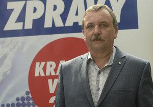 Dalibor Horák z ODS, lídr v Olomouckém kraji