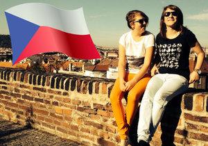 Elke si Prahu do jisté míry zamilovala. Těší se ale zpět do své země.