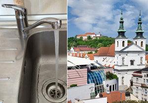 V Brně se vyskytly bakterie ve vodě