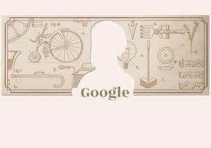 Google věnoval aktuální Doodle objevení Járy Cimrmana.