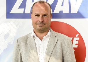 Lukáš Curylo z KDU-ČSL přijal pozvání do debaty Blesku.