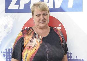 Liana Janáčková kandiduje jako Nezávislá na hejtmanku Moravskoslezského kraje.
