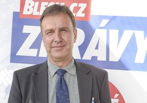Petr Jančík za koalici STAN a Ostravak