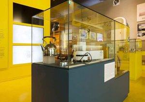 Výstava spotřebičů v Národním technickém muzeu