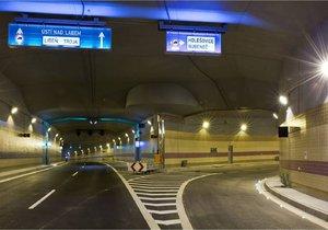 O víkendu se uzavře část Blanky. V Bubenečském tunelu proběhne údržba a kontrola