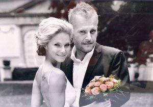 Šéfkuchař Marek Raditsch si vzal Terezu Cinkovou.