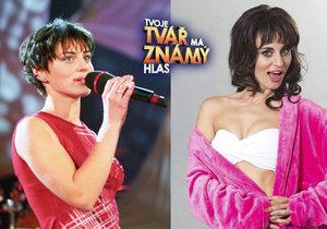 Markéta Procházková z show Tvoje tvář má známý hlas již před lety vyhrála v jiné novácké soutěži - Rozjezdy pro hvězdy.