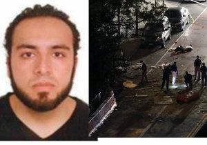 FBI pátrá kvůli útoku v New Yorku po Ahmada Khanovi Rahamimu.