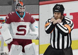 NHL 17 je skvělý virtuální hokej.