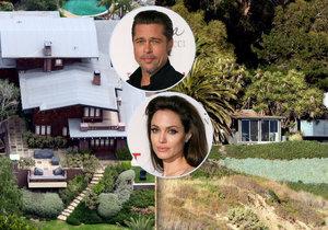 Angelina Jolie a Brad Pitt se rozvádí. Jaký majetek je ve hře?