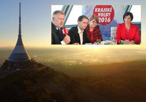 Financování oprav Ještědu je pro Liberecký kraj velkým tématem.