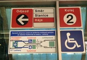 Pražský dopravní podnik zvyšuje bezbariérovost.