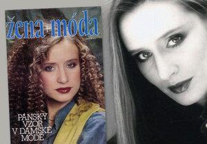 Blanka Zelinková, modelka, která zdobila titulní strany časopisů, podlehla rakovině.