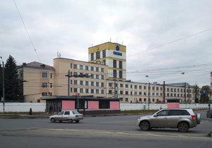 Zkušební strojírenský konstrukční úřad (OKBM) v ruském Nižním Novgorodu