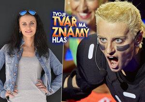 Markéta Procházková jako Scooter děsila televizní diváky.