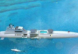Toužíte po luxusní jachtě? Ty jsou passé! Rakouská firma chce vyrábět luxusní ponorky.