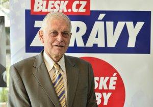 Debata Blesku v Hradci Králové: Jiří Štětina (Úsvit)