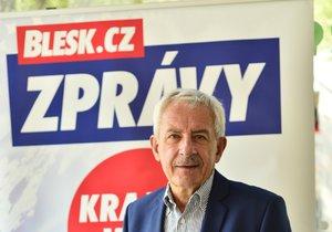 Debata Blesku v Hradci Králové: Leoš Heger (TOP 09)