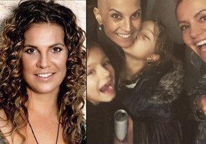 Co teď bude s dcerou Evy Skallové po její smrti?