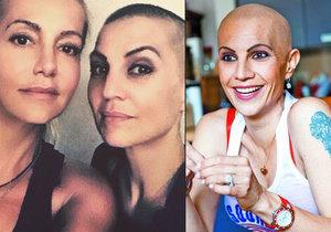 Manažerce Dary Rolins Evě Skallové se rozšířila rakovina. Zemřela na nádor na mozku.