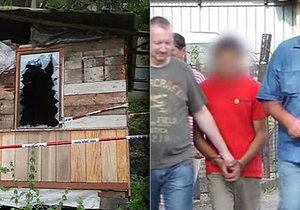 Brutální vražda bezdomovce v Ústí: Soud poslal do vazby dva nezletilé.