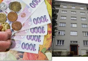 Sociální byty budou v Brně i pro pracující. Nesmí ale brát více než polovinu průměrné mzdy. Ilustrační foto