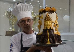 Do Prahy se sjeli nejlepší cukráři z Česka: Soutěží ve výrobě dezertů