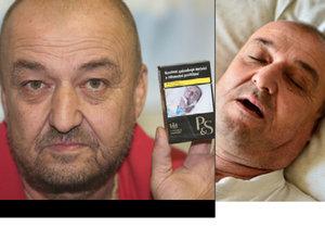 Skandální použití fotografie Pavla Vrány: Já umírám na krabičce cigaret!