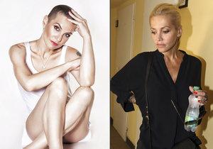 Zdrcená Dara Rolins o posledních chvílích Evy Skallové: Tvrdili, že je zdravá!
