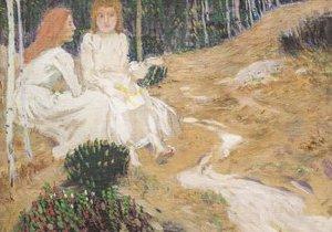 Preislerovy Tři dívky v lese se prodaly za více než 8 milionů korun.