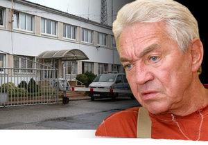 Jiří Krampol boural na dálnici! Sedl do auta  s opilým řidičem.