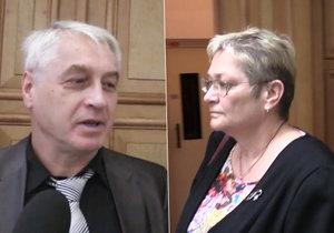 Vdovec po Bartošové Rychtář vyhrál u soudu! Smí se zase vrátit do vily v Říčanech