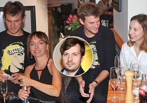 Tatiana Vilhelmová se setkala na večírku s manželkou svého exmanžela Pavla Čecháka Berenikou Kohoutovou.