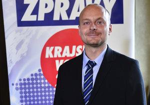 Zdeněk Štefek je jedničkou kandidátky KSČM pro Středočeský kraj.