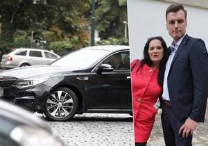 Gregorová s Koptíkem: Místo rozchodu nové auto