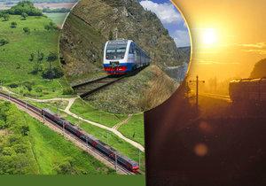 Transsibiřská magistrála je snem všech cestovatelů.