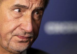 Vicepremiér Andrej Babiš (ANO) je naštvaný, že ho soupeři v některých krajích obešli