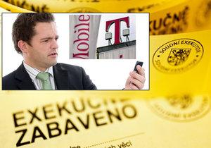 T-Mobile hrozí exekucemi a vylomením zámku. Podle právníků neprávem.