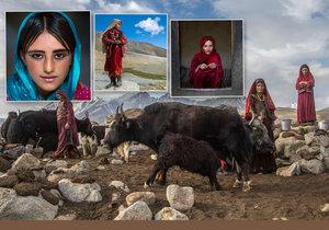 Skrytý klenot Afghánistánu: Wakhanský koridor, kde se zastavil čas.