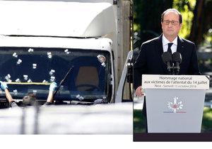 V Nice proběhla tryzna za oběti teroristického útoku, k němuž došlo před třemi měsíci.
