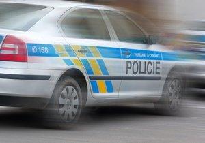 Muž (28) na Náchodsku s kradeným mercedesem najížděl do policistů! Strážci zákona museli použít služební zbraně, aby ho zastavili (ilustrační foto)