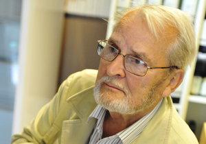 Vladimír Brabec před lety zkolaboval na Václavském náměstí.