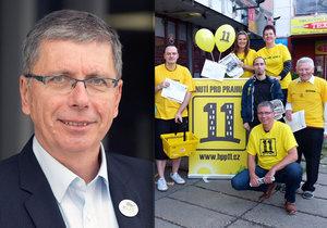 Ladislav Kos vyhrál za Hnutí pro Prahu 11 volby do Senátu. Otazníky ale visí nad financováním kampaně před dvěma lety.